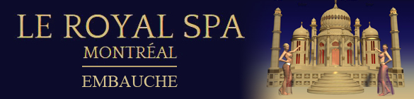 ROYAL SPA MASSAGE  salon de massage érotique de Montréal
