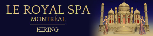 ROYAL SPA MASSAGE  Montreal erotic massage parlor